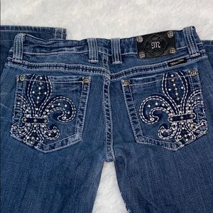 MISS ME Jeans Bootcut Size 30